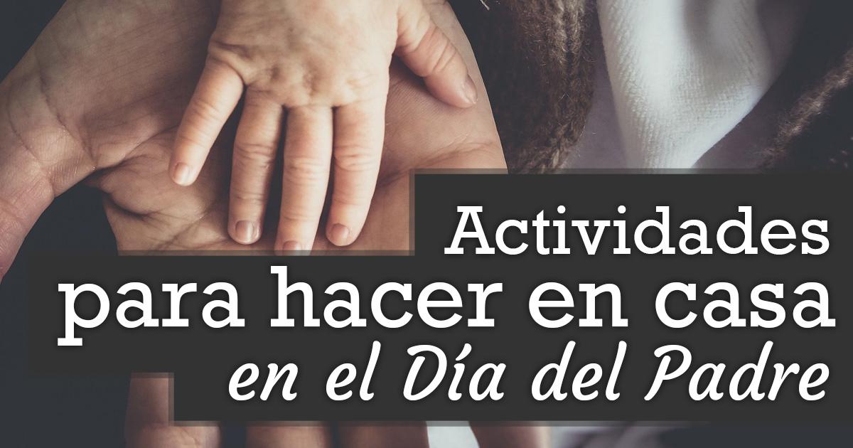 Actividades gratis para hacer en familia en el Día del Padre